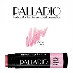 2 Pack Palladio Beauty Tinted Lip Balm 09 Cotton Candy