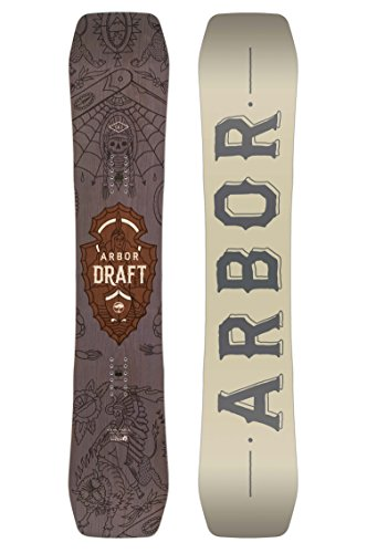 Arbor-Planche-De-Snowboard-Homme-Draft-Tailleone-Size