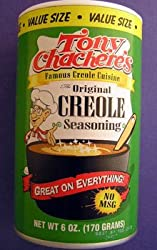 Tony Chachere's Original Creole Seasoning 6oz.