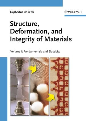 Structure, Deformation, And Integrity Of Materials (2 Volumes)