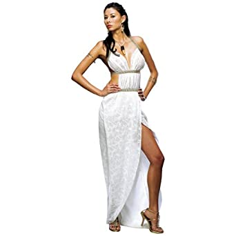 Amazon.com: Sexy Roman/Greek Goddess Queen Gorgo Costume: Adult Sized