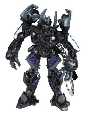 "Transformers 3"" Barricade Keychain - 1"