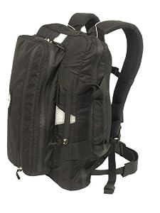 Granite Gear Rat Race Geek Technical Backpack, Regular, Black