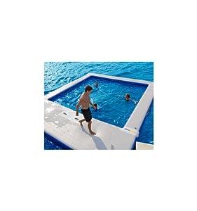 Piscine aquatique ocean pool Aquaglide