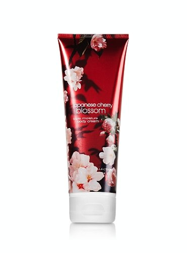 Bath and Body Works JAPANESE CHERRY BLOSSOM Triple