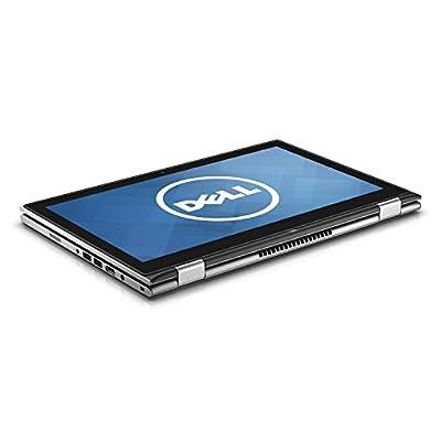 Dell Inspiron Series Laptop (Convertible IPS FHD Touchscreen, Intel Core Processor, 8GB RAM, Backlit Keyboard
