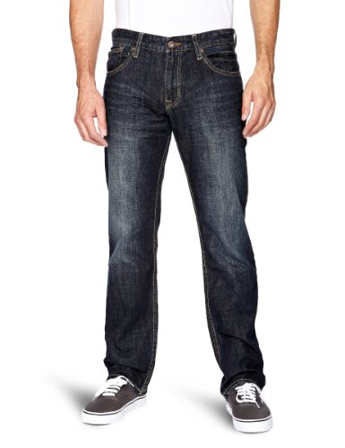Quiksilver Sequel New York Straight Men's Jeans New York W28 IN x L32 IN