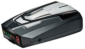 (超值)Cobra XRS9470 Voice Alert 14 Band 眼镜蛇车载雷达测速探测器 $80.56
