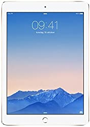 Apple MH2W2LL/A Tablet (9.7 inch, 16GB, Wi-Fi+3G+Voice Calling), Gold