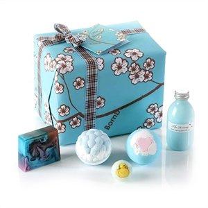 Bomb Cosmetics Bath Gift Set - Little Blossom