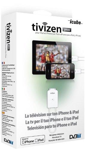 iCube - Tivizen Pico Apple - Récepteur TV