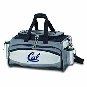 NCAA California Golden Bears Vulcan Tailgating Cooler Grill by Picnic Time