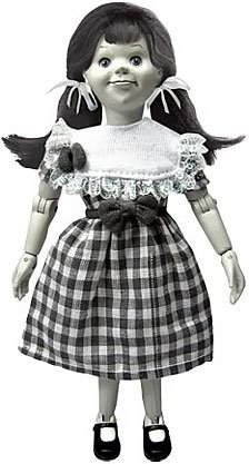 Bif Bang Pow! 2010 SDCC San Diego ComicCon Exclusive Twilight Zone Action Figure Talky Tina