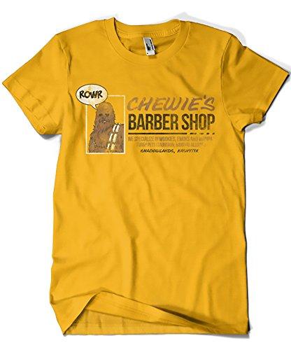 Camisetas La Colmena -  T-shirt - Uomo Giallo Amarillo Oro Small