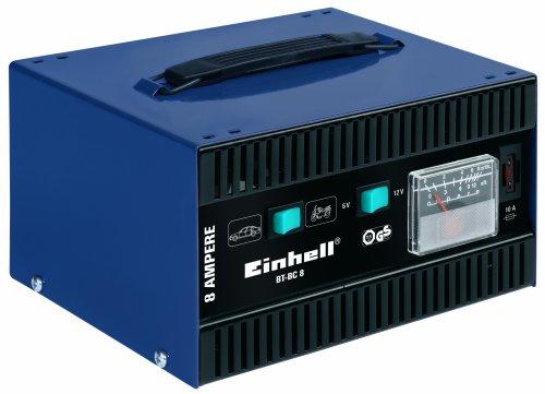 Einhell BT-BC 8 Batterie-Ladegerät