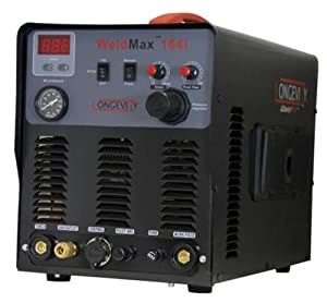 LONGEVITY Weldmax 164i 160 Amp Dc Tig Stick Welder and 40 Amp Plasma Cutter 3 in 1 Machine from Longevity Global