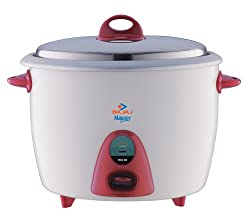 Bajaj Majesty RCX 28 2.8-Litre 1000-Watt Rice Cooker