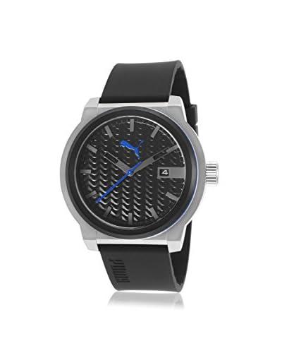 Puma Unisex PU103531001 Elements Black Watch