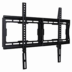 "VideoSecu Low Profile TV Wall Mount for Most 32"" - 65"" LCD, LED, Plasma, HDTV Flat Panel TV with VESA up to 600x400 mm, Universal Wall Mounts Bracket ---Compatible with Sony Bravia, Samsung, LG, Haier, Panasonic, Vizio, Sharp AQUOS, Westinghouse, Pioneer,"