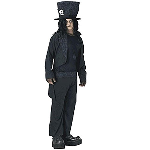 Teen Gothic Mad Hatter Costume 6-8 Size: Teen