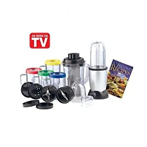 Homeland Housewares The Magic Bullet MB1001A Küchenmaschine Kundenbewertungen