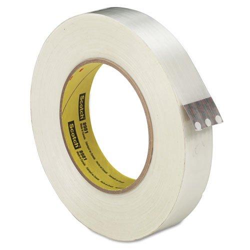 Scotch - High-Strength Filament Tape, .94 x 60yds 89811 (DMi RL scotch high strength filament tape 94 x 60yds 89811 dmi rl