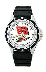 NASCAR Dale Earnhardt Jr. Option Model Sport Watch by Logo Art