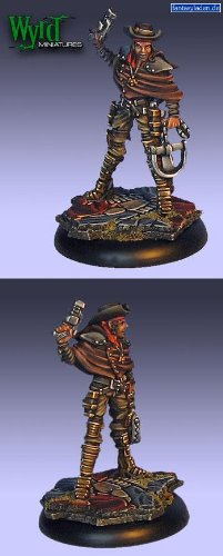 Samael Hopkins Witch Hunter Guild Malifaux