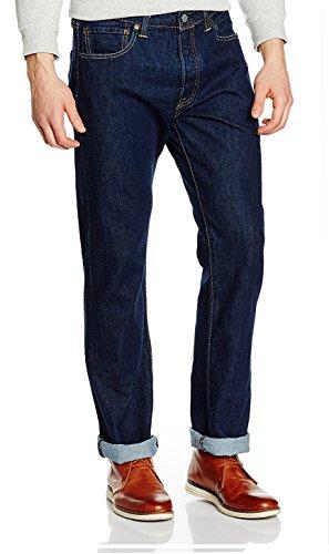 herren-levis-501-rinse-wash-jeans-herren-in-blau-40-32