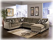 Hot Sale Right Facing Sofa Sectional by Ashley Furniture