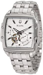 Bulova Men's 96A122 BVA  Dual aperture dial Watch