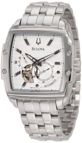 Bulova Men's 96A122 BVA Dual aperture dial Watch