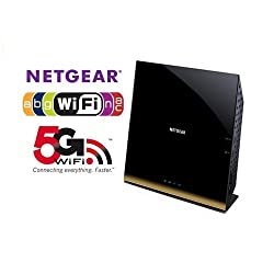 Netgear AC1450-100NAR Dual Band Slim Gigabit Smart WiFi Router- FACTORY REFURBISHED