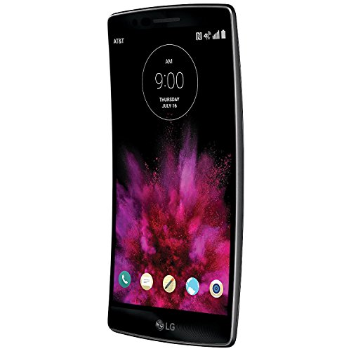 LG G Flex 2 H950 32GB Unlocked GSM Curved P-OLED 4G LTE Octa-Core Android Phone w/ 13MP Camera - Black (Discontinued by Manufacturer) (Lg G Flex 2 compare prices)