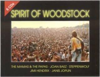 Spirit of Woodstock [6cd]