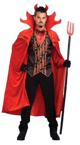 Forum Devil Satan Adult Mens Demon Halloween
