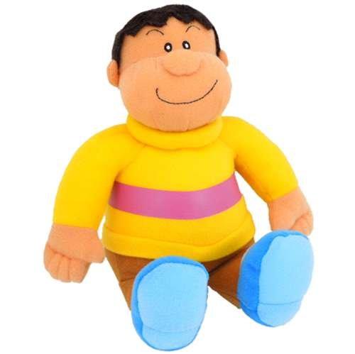 Dora Doraemon plush Gian