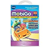 Vtech MobiGo Touch Learning System Game - Team Umizoomi