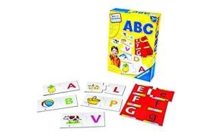 Ravensburger - 24466 - Jeu Éducatif et Scientifique - Apprendre à Lire et à Écrire - ABC