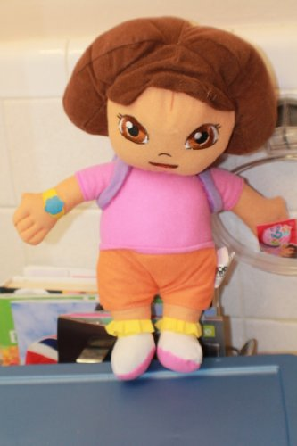 Nickelodeon-Nick-Jr-Dora-the-Explorer-Classic-with-Back-Pack-12-Inch-Plush-by-Nanco