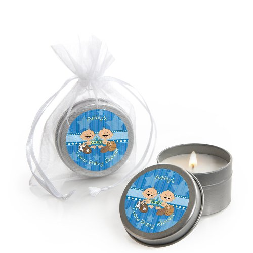 Twin Baby Shower Favors Ideas