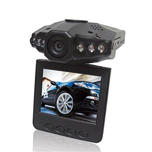 "Yougle 2.5"" TFT LCD Screen Portable Car DVR 198 HD Car Dash Vehicle Video Recorder Camera Free Shipping"
