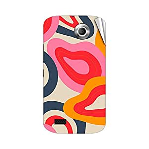Garmor Designer Mobile Skin Sticker For GIONEE 5315 - Mobile Sticker