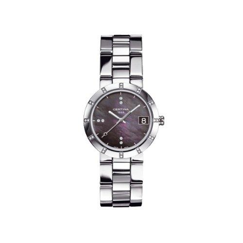 Certina Ladies'Watch XS Analogue Quartz Stainless Steel C009,210,11,126,00