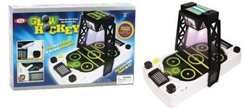 Poof Slinky 33308 Ideal Glow Hockey Hockey Table Living