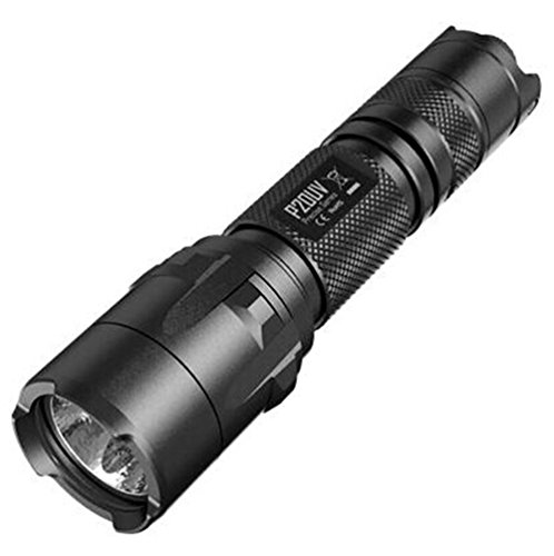 New Product Nitecore P20Uv Flashlight Tactical Flashlight With One Main White Cree Xm-L2 Led Four Secondary Ultraviolet Leds Maximum Output Of 800 Lumens Applied To The Detection/Discrimination/Identification Strobe Mode Patented Three Selectable Modes La