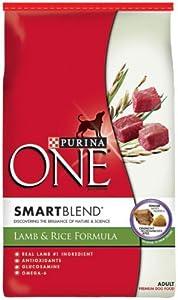 Purina ONE Smartblend Lamb & Rice Formula - 44s.