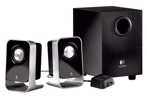 Logitech LS21 2.1 Stereo PC-Lautsprechersystem
