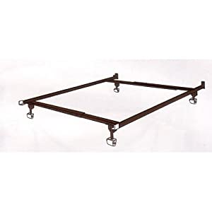 Amazon.com: Twin, Full & Queen Size Adjustable Bed Frame ...
