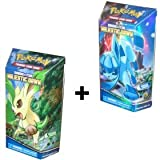 Image of Pokemon EX Diamond Pearl Majestic Dawn Theme Decks - BOTH DECKS !!